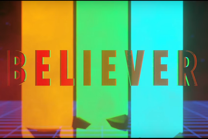 Imagine Dragons – Believer