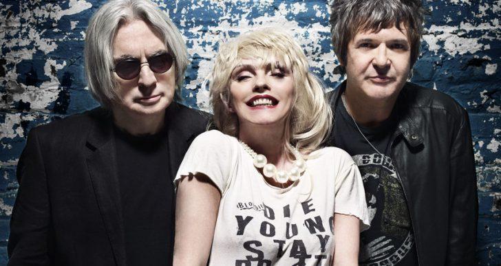 Blondie gravam canções escritas por Sia, Johnny Marr e Blood Orange